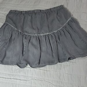 $20 Banana Republic | striped skirt